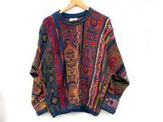 Rare COOGI Australia Sweater size Mens L Cotton by BlueRoseRetro