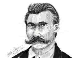 Friedrich Nietzsche. 16082016.