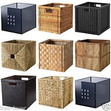 Ikea Boxes & Baskets