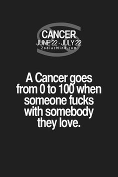 Cancer Zodiac Sign...
