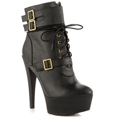 Shoe Republic  Norwood  Black Heels