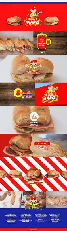 Tortas Mapo | Sandwiches