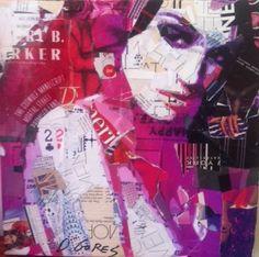 Derek Gores | Baisden Gallery Derek Gores, Video Game, Collage Collage, Gallery, Artwork, Collage, Work Of Art, Roof Rack, Auguste Rodin Artwork