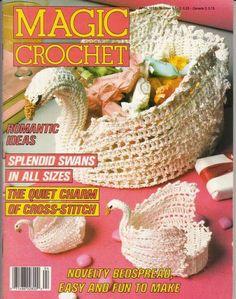 MAGIC CROCHET 53 - Mirtha Aracely Izaguirre - Picasa Web Albums...ONLINE MAGAZINE!