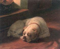 Arthur Heyer, Bulldog Sound Asleep