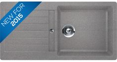 Bluci Orbit G100XL Single Bowl Chroma Granite Sink