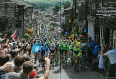 VisitEngland @VisitEngland Did you spot this pic of the #TourdeFrance in @Welcome2Yorks in @TheSTMagazine this weekend? A highlight of 2014! pic.twitter.com/IZ3wPOHAkf