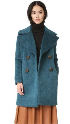 40+ My stuff ideas | fashion, malene birger coat, shearling