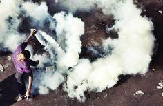 #الثورة_المصرية | ملحمة شارع #محمد_محمود | نوفمبر 2012