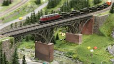 City Block, N Scale, Train Layouts, Model Trains, Spur, Scenery, Construction, Model Railroader, Miniatures