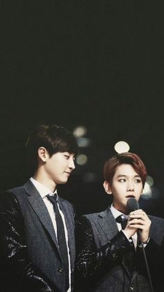 ChanBaek wallpaper