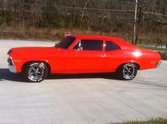 chevy nova tinted windows | Muscle Cars Classifieds
