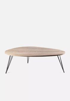 Retro Pebble Coffee Table