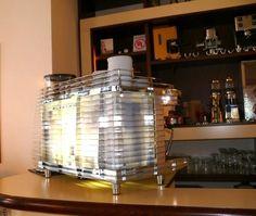 Aletta Espresso Coffee Machine, Bar, Espresso Maker