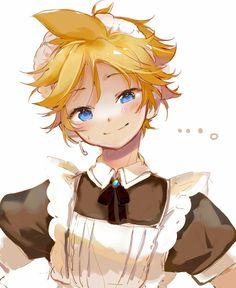 Vocaloid Funny, Vocaloid Len, Kaito, Len Y Rin, Kagamine Rin And Len, Banana Man, Vocaloid Characters, Cute Anime Boy, Cute Icons