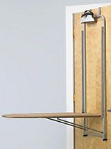 Over-the-Door Ironing Board | Solutions