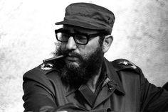 Fidel Castro: Uma vida em imagens