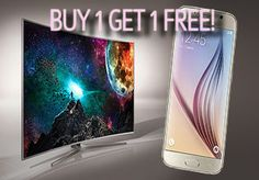 Samsung Giving Away Galaxy S6 For Every 4KTV Purchased here: http://alcaudullo.com/samsung-giving-away-galaxy-s6-for-every-4ktv-purchased/?utm_content=buffer882fc&utm_medium=social&utm_source=pinterest.com&utm_campaign=buffer  #samsung #giveaway #galaxys6