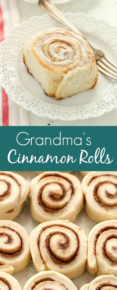 Hypoallergenic Pet Dog Food Items Diet Program An Easy Recipe And Tutorial On How To Make My Family's Favorite Cinnamon Rolls. You Can Serve These Cinnamon Rolls With A Cream Cheese Frosting Or Simple Vanilla Icing And Even Prep Them Ahead Of Time Dessert Simple, Brunch Recipes, Breakfast Recipes, Dessert Recipes, Breakfast Ideas, Fall Recipes, Sweet Recipes, Homemade Desserts, Easy Desserts