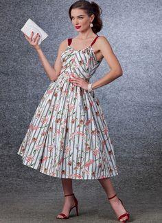 V1696 | Misses' Dress | Vogue Patterns