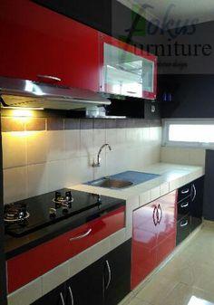 kitchen set minimalis cimanggu