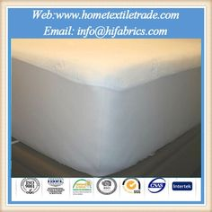 Durable Customized Terry Fitted Waterproof Mattress Protector in Cartwright