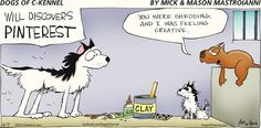"""For anyone who has ever said """"I could make a whole other dog out of this"""" after sweeping up their pooch's hair. 