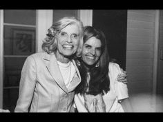 Maria and Eunice Shriver: The Gift My Mother Gave Me - YouTube