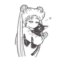 Envisions of Sailor Moon ❤ liked on Polyvore featuring fillers, anime, sailor moon, doodles, drawings, backgrounds, quotes, text, saying and scribble