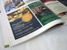 Magazine Advertisement for Maypole Court Café Bistro