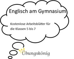 94 best Englischunterricht images on Pinterest | Learning english ...