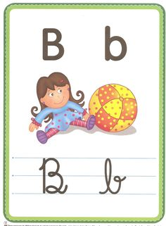 abecedario, letras, fichas lengua, lectura, leer Alphabet Writing, Kids Writing, School Frame, Activities For Kids, Homeschool, Letters, Education, Comics, Cool Stuff