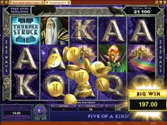 Trunderstruck 2 Slots | Excellent Online Slots Canada