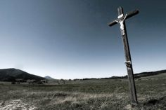 Na hranici Liptova a Oravy - pri Veľkom Borovom. Ten malý kopček v diaľke je Veľký Choč Utility Pole, Europe, Mountains, Bergen