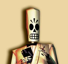 Manny Calavera (Grim Fandango)