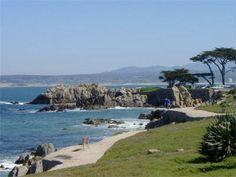Monterey and Carmel, California
