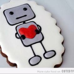 Robot cookie