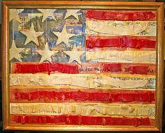 flag Flag, Painting, Art, Art Background, Painting Art, Kunst, Science, Gcse Art, Paintings