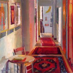Liza moves on: Hallway Gallery