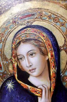 Virgin Mary Painting, Sacred Feminine, Divine Feminine, Bible Timeline, Jesus Faith, Mary And Jesus, Funny Tattoos, Blessed Virgin Mary, Arte Popular