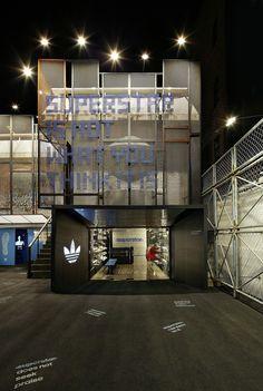 Adidas Superstar Hall of Fame / URBANTAINER