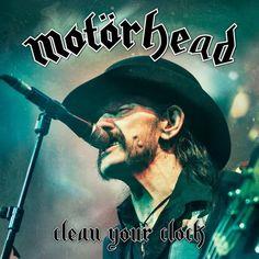 Motorhead Clean Your Clock ( Live Album) LP Double Coloured Vinyl Pop Up Art Iron Fist, How To Clean Dvds, Hard Rock, Mikkey Dee, Phil Campbell, Heavy Metal Detox, Pop Up Art, Guys Be Like, Lp Vinyl