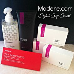Welcoming Spring with Modere Lifestyle Essentials - Stylish, Safe & Smart! - Sincerely, Mindy