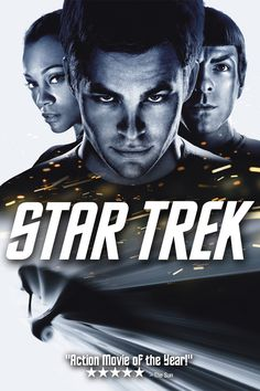 "Great ""Star Trek: film. It's what a good & meaningful cinematic/franchise re-boot should be like."