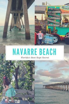 Florida's many beaches are part of what makes it such a popular travel destination. Navarre Beach is one of the state's best-kept secrets - check it out if you visit Florida!