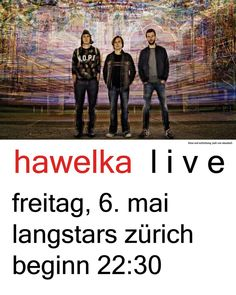 Freitag Blues und Psychedelic over #Zürich  #Langstrasse #Langstars #Konzert