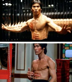 Jason Scott Lee As Bruce Lee In Dragon: The Bruce Lee Story (1993)
