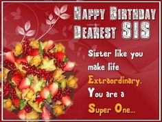 Best Happy and Funny Birthday Wishes for Sister with Images, Quotes and Poems. These birthday wishes for sister are from friends, in laws and family. Funny Happy Birthday Wishes, Birthday Wishes For Sister, Sisters, Law, Birthday Greetings To Sister, Sister Birthday Wishes, Funny Birthday Wishes