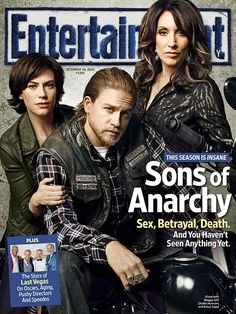 This week's cover: Inside the violent FX drama 'Sons of Anarchy' | EW.com
