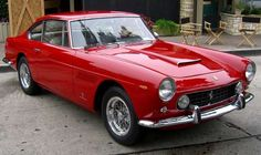 1962 FERRARI 250 GT SPYDER CALIFORNIA SWB In the entire illustrious history of Ferrari, this is perhaps its most glamorous car. Ferris Bueller stole one on his day off. One owned by the French actor Alain Delon just sold at auction for $15.9 million. Your eyes should be enough to explain why.